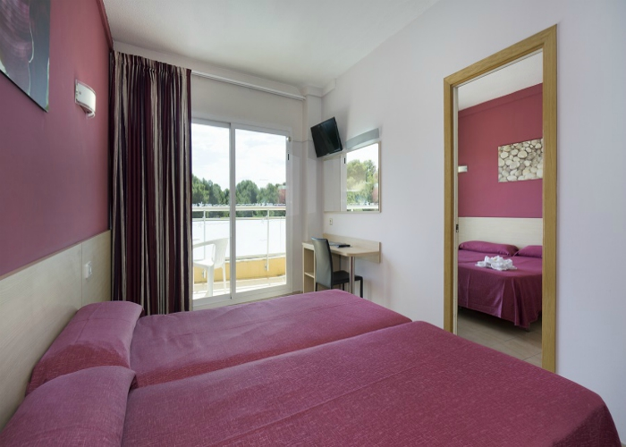 Connecting room Hotel Calypso