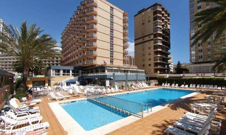MedPlaya - Отель Riudor